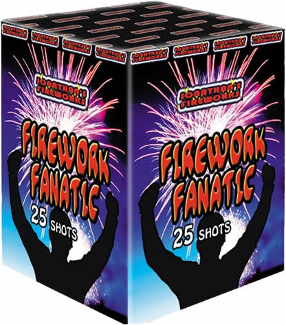 Firework Fanatic by Jonathans Fireworks