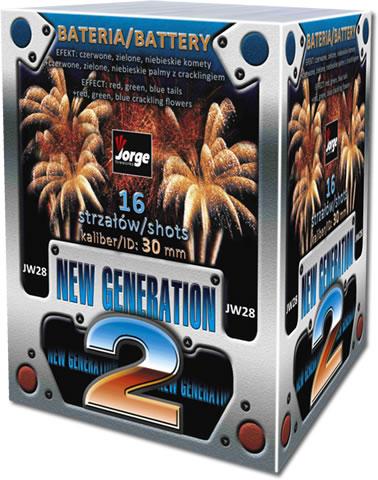 Jorge New Generation 2 - JW28