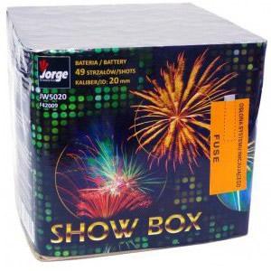 Jorge Show Box 1 49 Shot Mini Finale Barrage - JW5020