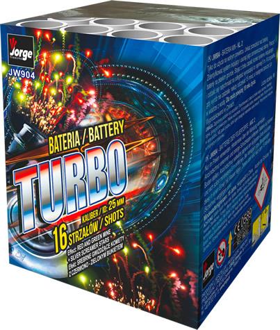 Jorge Turbo - JW904