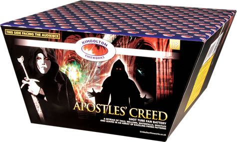 Apostles Creed by Kimbolton Fireworks