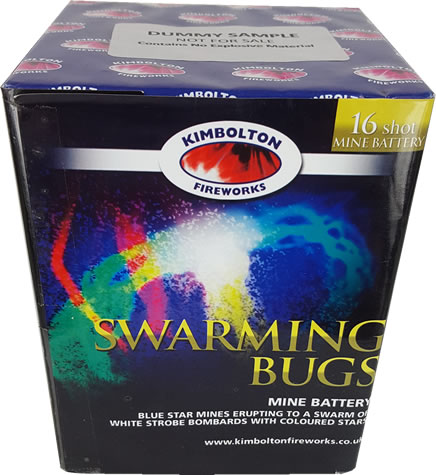 Swarming Bugs by Kimbolton Fireworks