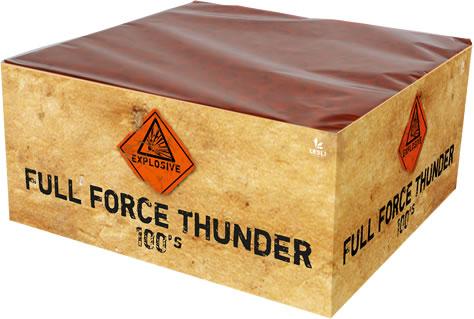 Lesli Fireworks  Full Force Thunder