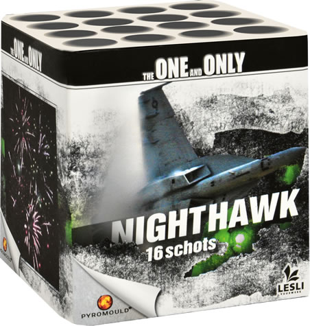Lesli Fireworks Nighthawk