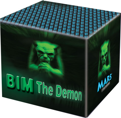 Mars Bim the Demon