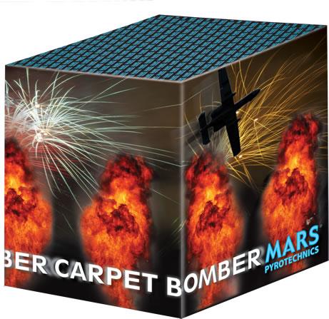 Mars Carpet Bomber