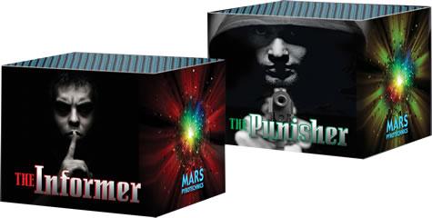Mars The Informer & The Punisher