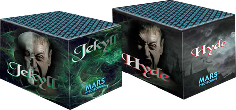Mars Jekyll & Hyde Double Pack