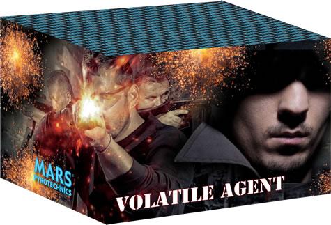 Mars Volatile Agent