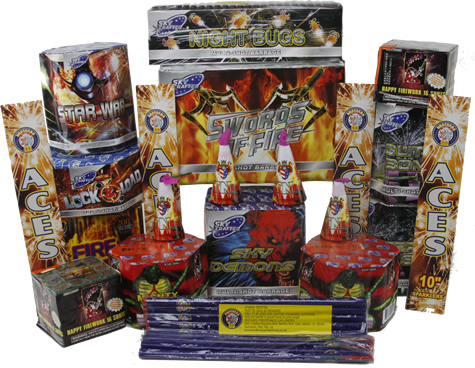 Monster Rocket Box