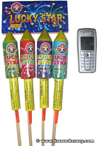 Lucky Star Rocket Pack
