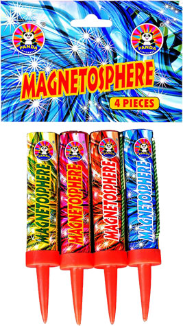 Panda Magnetosphere