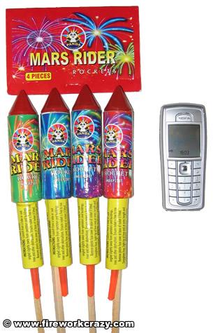 Galaxy Stars Rocket Pack