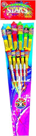 Rainbow Star Rocket Pack