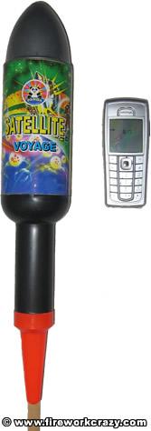 Panda Satellite Voyage