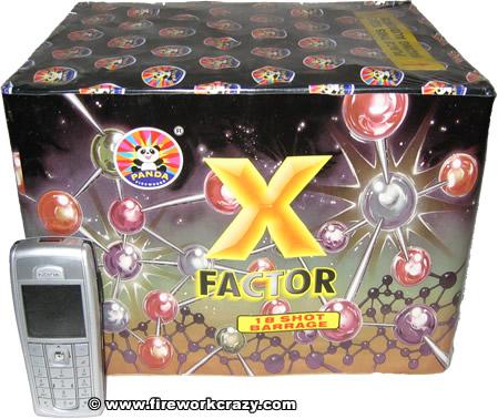 Panda X Factor Fan