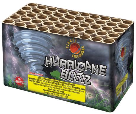 Hurricane Blitz by Zeus Fireworks