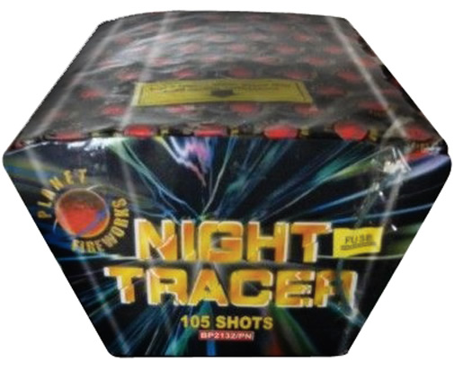 Planet Fireworks Night Tracer