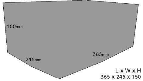 Pyro King Illumate Dimensions