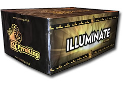 Illuminate by Pyro King