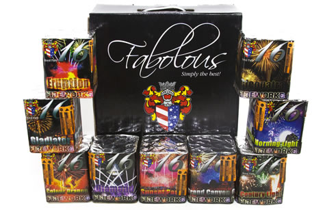 Royal Party Fabulous 9