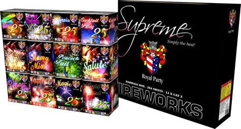 Royal Party Supreme 12