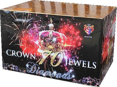 Royal Party RP70 Diamonds