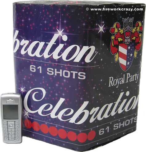 Celebration by Royal Party