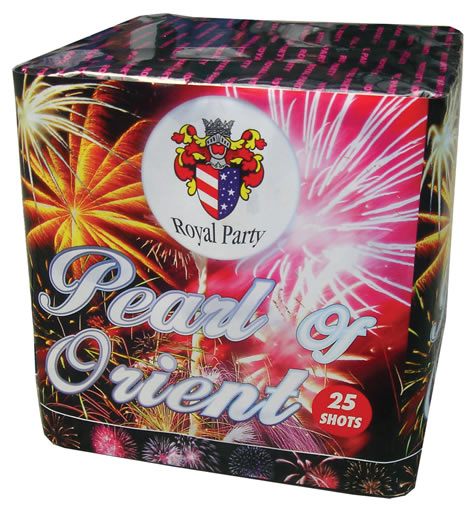 Royal Party Pearl of Orient
