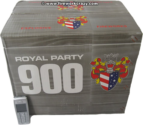 RP900 by Royal Party