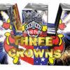 rp three crowns fireworks