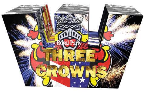 Royal Party Big Festival (Three Crowns)