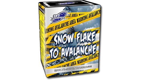 Skycrafter Snow Flake to Avalanche