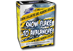 Snow Flake to Avalanche by Skycrafter