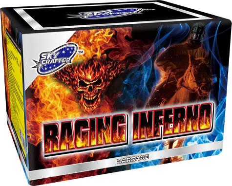skycrafter raging inferno