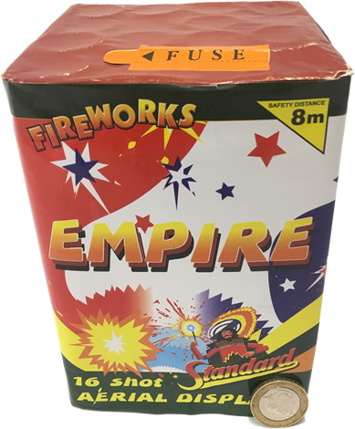 Standard Fireworsk Empire