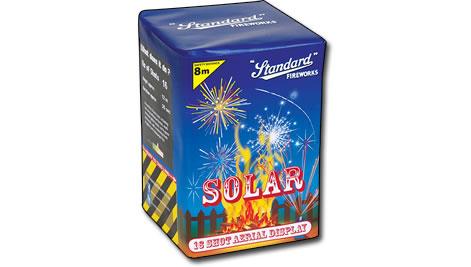 Standard Fireworks Solar