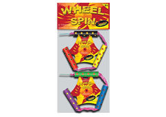Standard Fireworks Wheel Spin Small