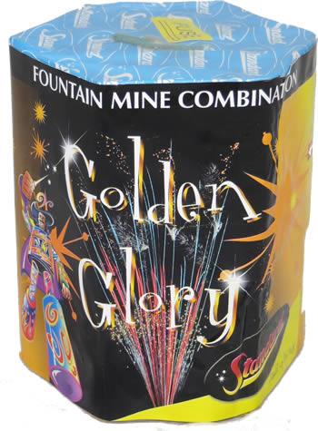 Black Cat Glory Mine - Golden Glory