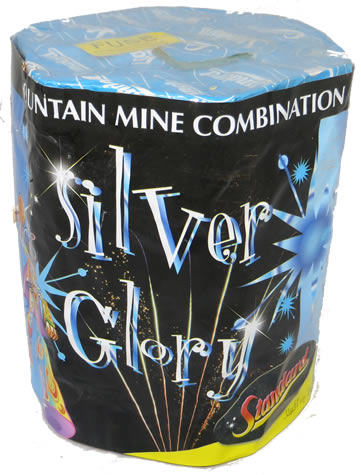 Black Cat Glory Mine - Silver Glory