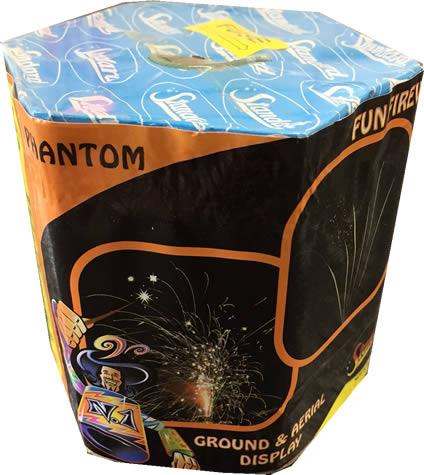 Standard Fireworks Phantom Fountain Mine