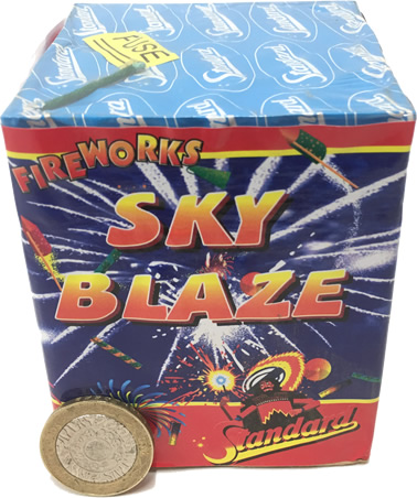 Standard Fireworks Sky Blaze