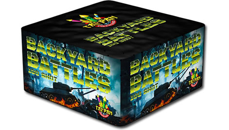 Backyard Battles by Tai Pan Fireworks