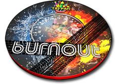 Burnout Catherine Wheel by Tai Pan