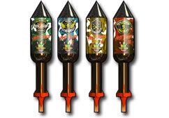 Tai Pan First Blood Rocket Pack Sml