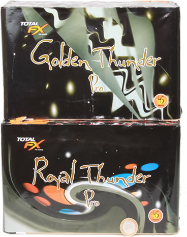 Total FX Golden Thunder Pro - Royal Thunder Pro