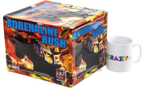 Vulcan Adrenaline Rush