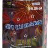 vulcan sky wizard fireworks
