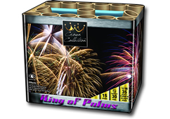 King of Palms by Zeus Fireworks