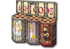 Mini Gods 3 Pack by Zeus Fireworks